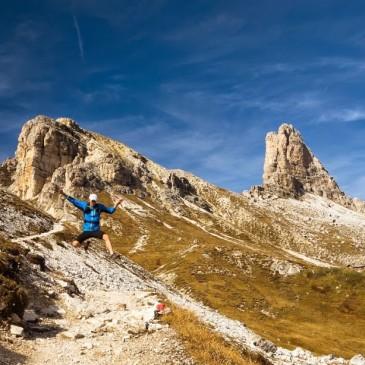 Maník z Beskyd objevuje Dolomity