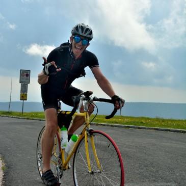 Na kole za pětku k výšinám