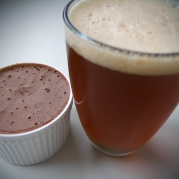 2. Chocolate mousse